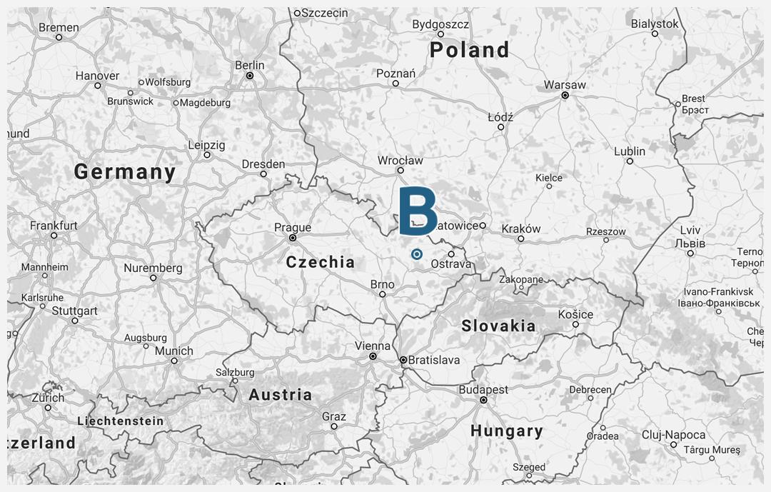 EU Office Map